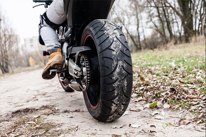 pneumatici moto autunno