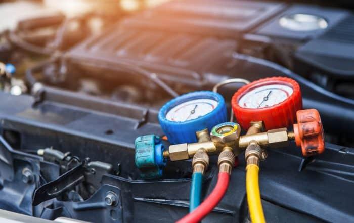Differenze tra il nuovo gas r1234yf e gas r134a
