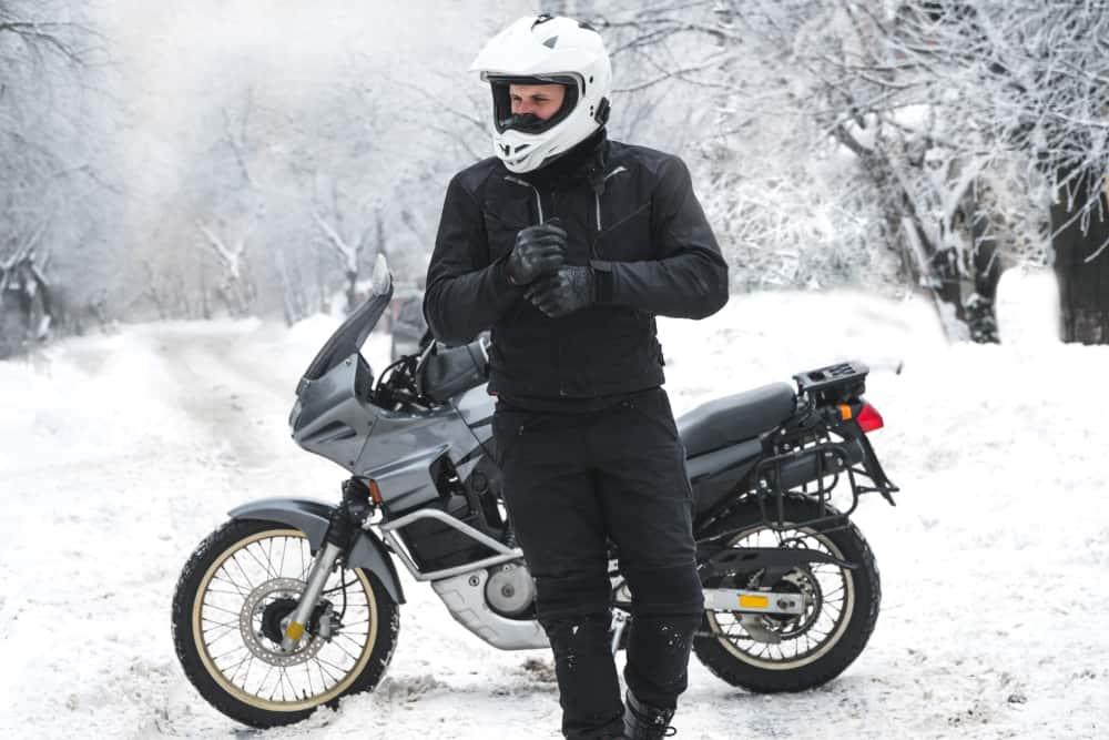 abbigliamento moto invernale