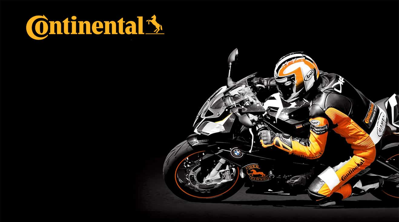 pneumatici moto continental