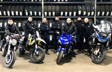 team bologna gomme in moto
