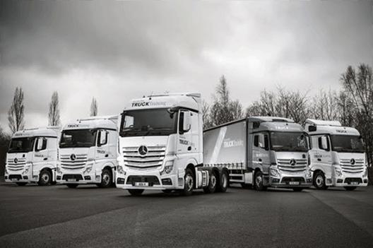 flotta di camion