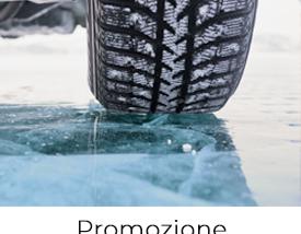 promozione pneumatici invernali 31 dicembre 2020