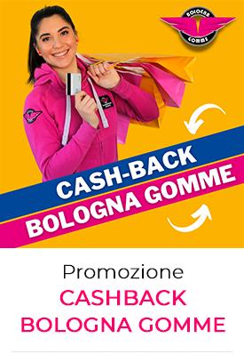 cashback bologna gomme giallo