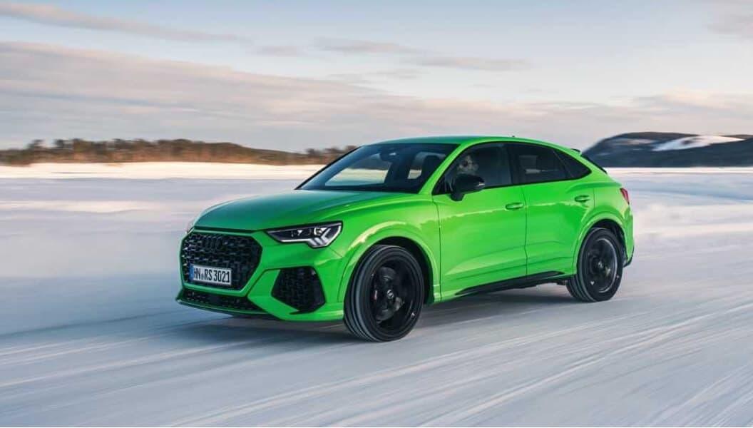 pneumatici invernali auto verde
