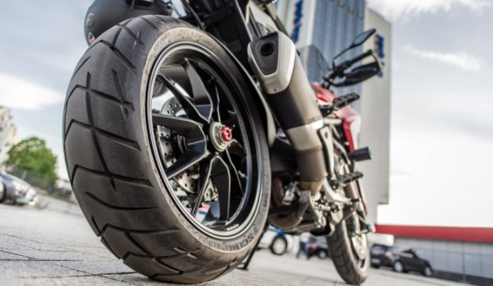 pneumatici moto quando sostituirli