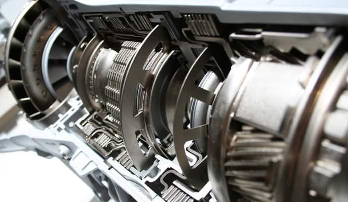meccanica cambio automatico
