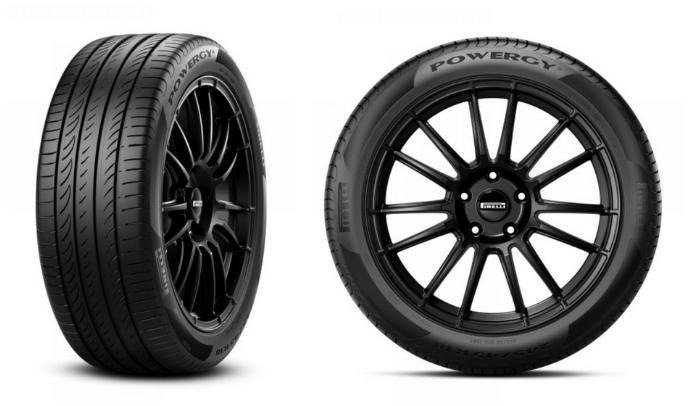 nuovo pneumatico Pirelli Powergy