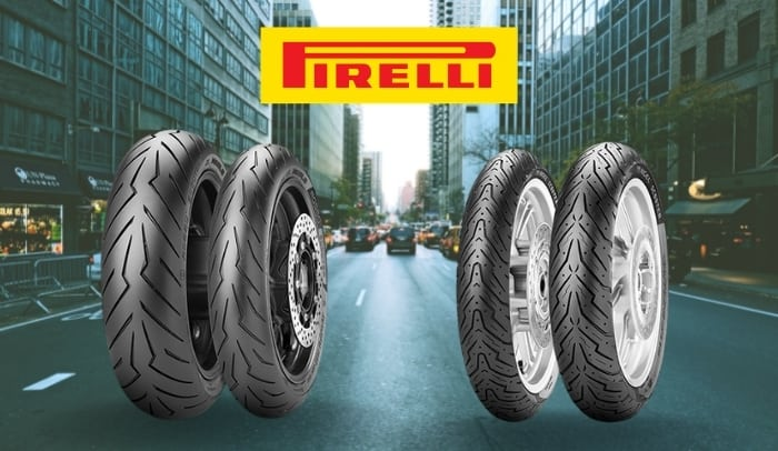 gomme scooter pirelli