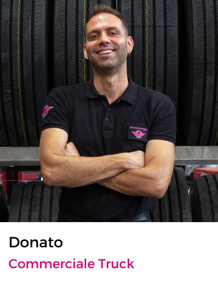 Donato commerciale truck Bologna Gomme